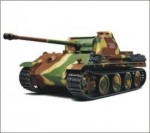 Panther Type G Full Option , RC, skala 1:16, TAMIYA 56022