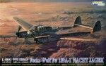 Samolot, Focke Wulf Fw-189 A-1 Night Fighter, skala 1:48, LION ROAR L4801