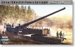 Germany 280mm Kanone 5 (E) Leopold, skala 1:72, HOBBY BOSS 82903