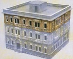Berlin House Extension, skala 1:72, Italeri 6089