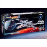 Star Wars, T-65 X-WING Fighter (Luke Skywalker), easykit, Revell 06656