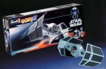 Star Wars, Star Wars Darth Vador's TIE fighter Advanced X1, asykit, Revell 06655