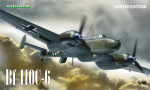 BF 110C-6 Limited Edition , skala 1:48, EDUARD 1182