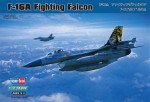 F-16A Fighting Falcon, skala 1:72, HOBBY BOSS 80272