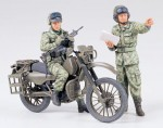 JGSDF Motorcycle Recon. Set, skala 1:35, TAMIYA 35245