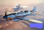 Messerschmitt Bf 109 G-6 Early, skala 1:32, TRUMPETER 02296