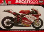 Motor, Ducati 999 World Champion, skala 1:9, Italeri 40457