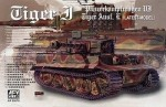 Czołg, SdKfz 181 Tiger I Late Type, skala 1:35, AFV CLUB 35079