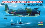 British Fleet Air Arm Avenger Mk 1, skala 1:48, HOBBY BOSS 80331