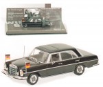 MERCEDES-BENZ 300 SEL 6.3 (W109) - 1970 - ´WILLY BRANDT, skala 0, MINICHAMPS 436039100