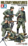 Figurki, German Infantry Set (French Campaing), skala 1:35, Tamiya 35293
