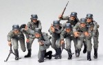 Figurki, German Assault Troops, skala 1:35, Tamiya 35030