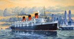 Queen Mary, skala 1:570, REVELL 05203