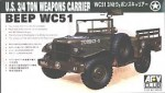 US WC51 3/4 Ton Weapons Carrier 'Beep' , skala 1:35, AFV Club 35S15