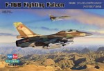 F-16B Fighting Falcon, skala 1:72, HOBBY BOSS 80273