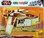 Star Wars, Republic Gunship - Clone Wars, easykit - Revell 06667