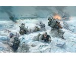 Figurki, German Infantry Eastern Front Winter 1941-42, skala 1:35, Zvezda 3627