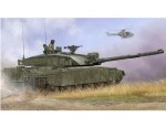 British Main Battle Tank Challenger 2, skala 1:35, TRUMPETER 01522