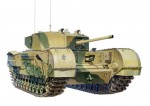CHURCHILL MK III 1, skala 1:35, AFV CLUB 35153
