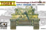 Tiger I Early Version, skala 1:48, AFV CLUB 48002
