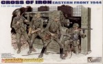 Figurki, Cross of Iron, skala 1:35, Dragon 6171