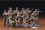 Figurki, British Infantry Europe, skala 1:48, Tamiya 32526