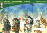Romans Commanders Cavalary, skala 1:72, LUCKY TOYS T0007