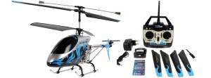 Model RC, The Big One Pro Helicopter 2.4Ghz RTF GZY , REVELL 24064