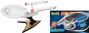 Star Trek Enterprise NCC-1701, skala 1:600, REVELL 04880