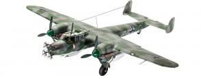Samolot, Dornier Do 215 B5 Nightfighter , skala 1:48, REVELL 04925