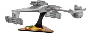 Star Trek Klingon Battle Cruiser D7, skala 1:600, REVELL 04881