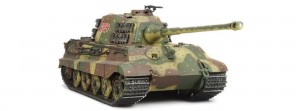 Königstiger Full Option, RC, skala 1:16, TAMIYA 56018